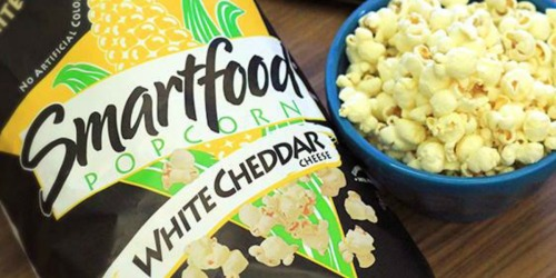 Amazon: Over 25% Off Smartfood Popcorn, Frito-Lay Chips & More