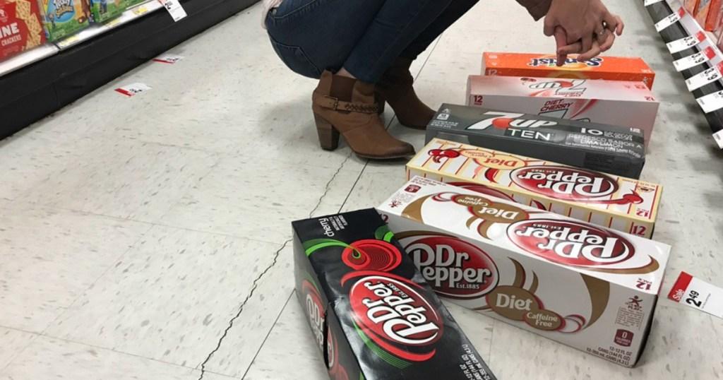 Soda deal at Target