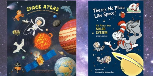 Amazon: All About Our Solar System Hardcover Book Only $4.34 (Regularly $9.99)