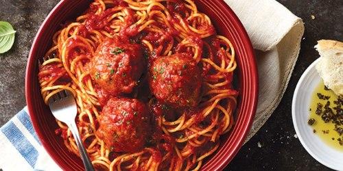 Carrabba's: Order Select Chicken Entrées & Take Home Spaghetti & Meatballs Free
