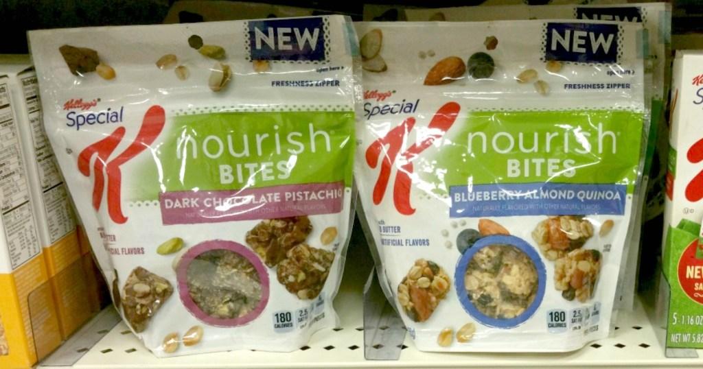 Special K Nourish Bites