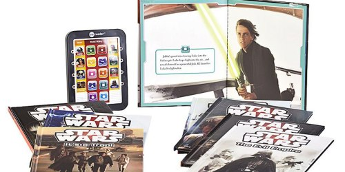 Kohl's: Star Wars Clearance = 8 Book Electronic Reader Set Only $10 (Regularly $30) + More