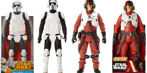 Kohl's Cardholders: Star Wars 18″ Figures Only $6.71 Shipped (Regularly $32) + More