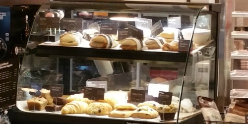 YUM-O! Target Shoppers – Save 50% Off Starbucks Pastries & Warm Sandwiches