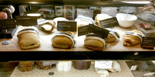Target Starbucks Cafe: 50% Off Sandwiches & Pastries = $1.23 Brownies & More