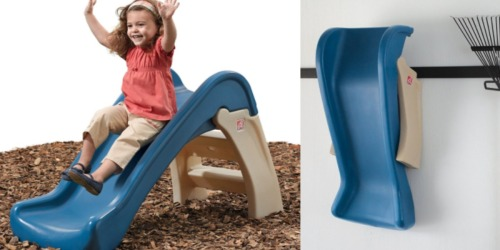 Step2 Play & Fold Jr. Slide as Low as $28.97 (Regularly $50)