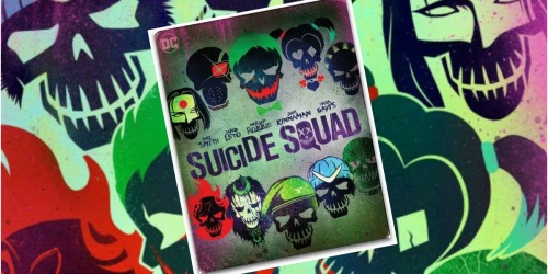 Best Buy: Suicide Squad SteelBook 4K Ultra HD Blu-ray & Blu-ray ONLY $16.99 (Regularly $34.99)
