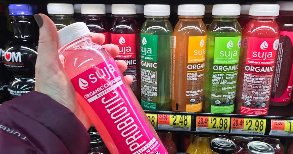 Suja Probiotic Drink