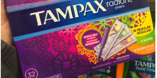 TWO New $3/2 Always & Tampax Feminine Care Coupons + Walgreens Deal Idea