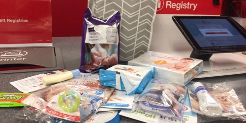 Pregnant? Be Sure to Grab Your FREE Target Baby Welcome Gift Valued At $50