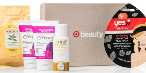 Target Beauty Boxes Only $7 Each Shipped ($24 Value)