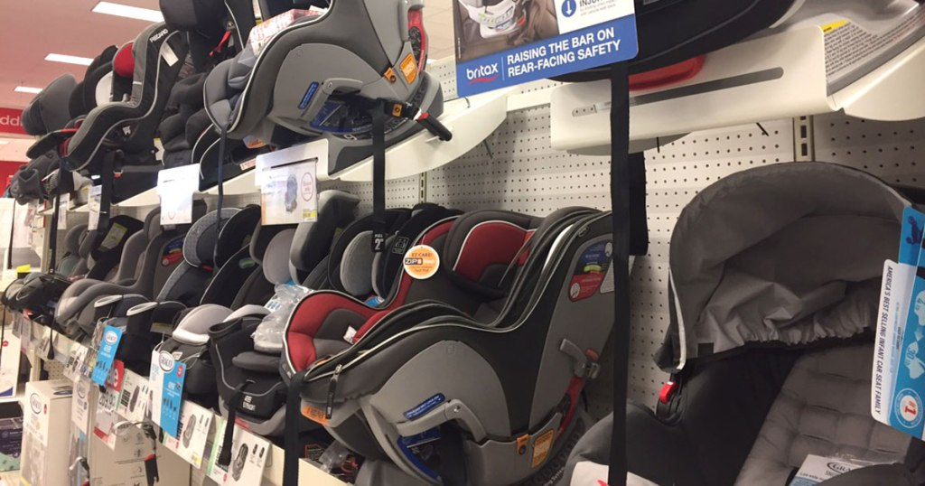 Shopping For A New Car Seat