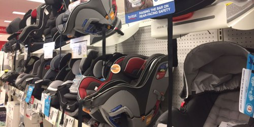 Target's Car Seat Trade-In Event: 20% Off New Car Seat When You Trade Used One (Starts Today)