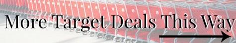 Target Deals Banner