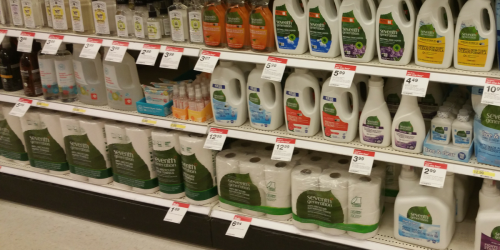 Target Shoppers! HUGE Savings On Seventh Generation Dish Detergent, Hand Soap & More