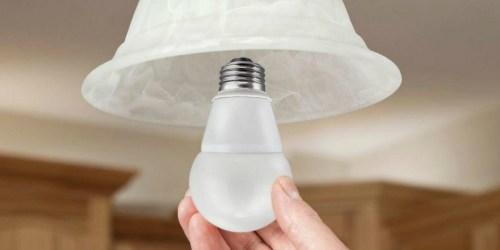 Home Depot: 6 Pack 60-Watt Equivalent LED Light Bulbs Only $8.68 (Regularly $22)