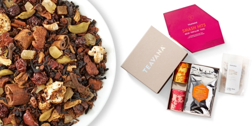 Teavana: FREE Shipping On Any Order = Gingerbread Black Tea Only $2.50 Shipped & More