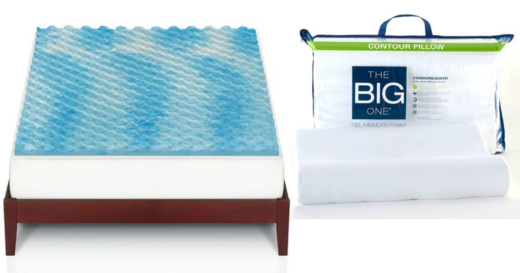 Kohl S Cardholders Memory Foam Mattress Topper 27 99 Shipped All Sizes Awesome Reviews