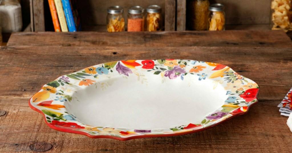 The Pioneer Woman Serving Platter