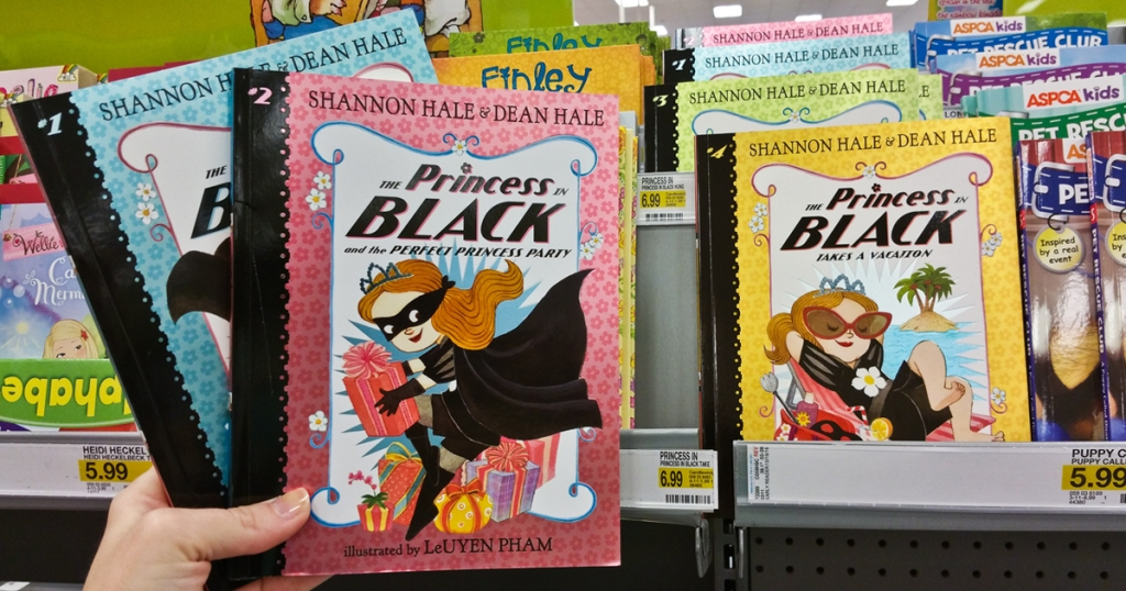 The Princess In Black Books