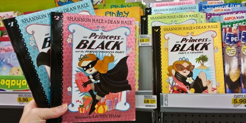 Target: 50% Off The Princess in Black Paperback Books (Awesome Reviews)