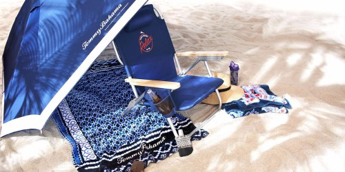 Tommy Bahama: $50 Off $100 Purchase Coupon = Backpack Chairs Just $40 Each Shipped