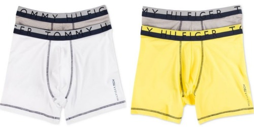Macy's: Awesome Deals on Men's Underwear (Tommy Hilfiger, Calvin Klein, Michael Kors)
