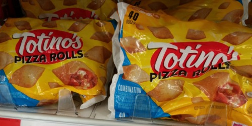 Target: Totino's Pizza Rolls 40-Count Only $1.24