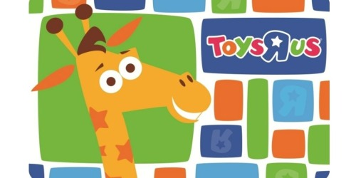Groupon: $20 ToysRUs or CVS eGift Card Only $10 (Select Email Subscribers Only)