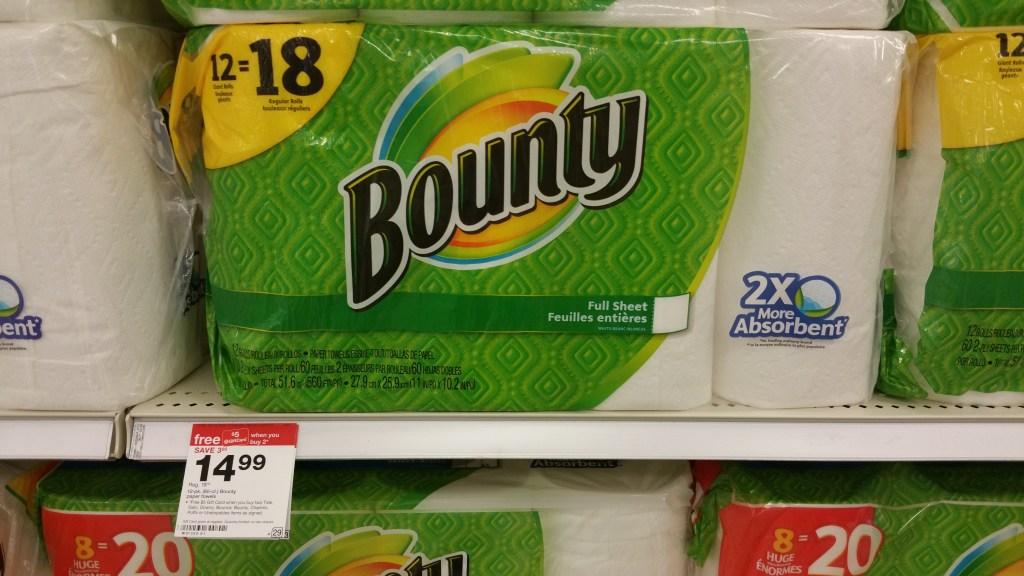 Bounty Paper Towels