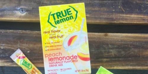 New 70¢/1 True Citrus Lemonade Coupon = Citrus Sticks 10-Count Only 89¢ at Target