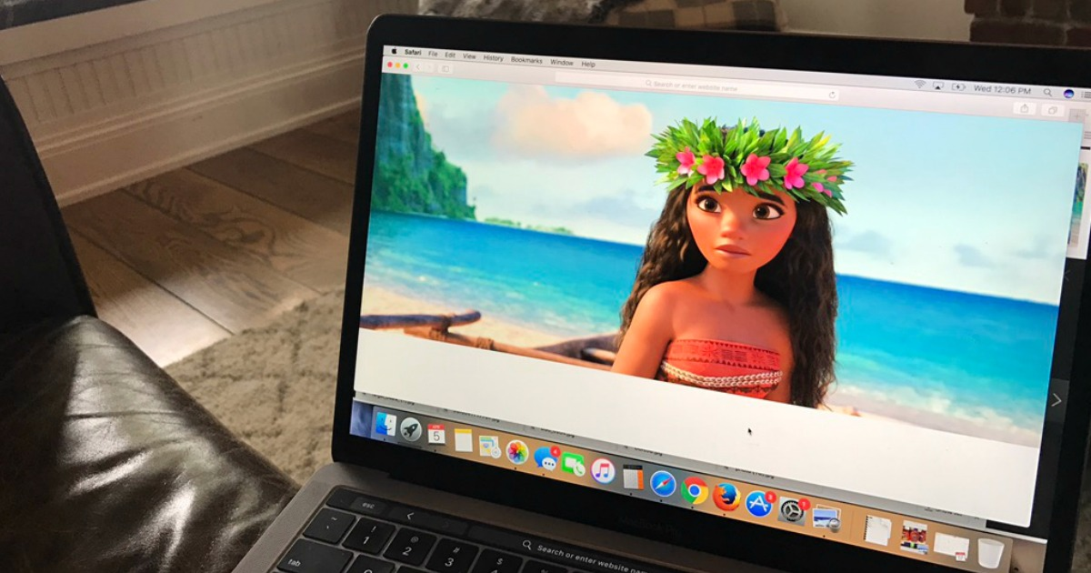 Disney Moana Movie