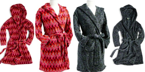 Vera Bradley: 40% Off Sale Prices + FREE Shipping = Women's Robe Only $15.66 (Reg. $59) + More