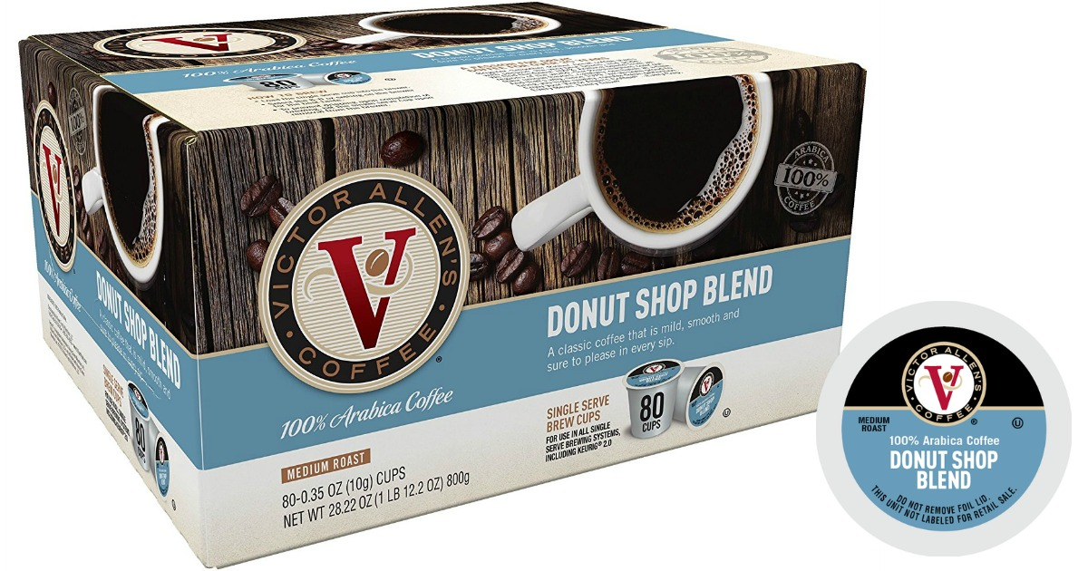 victor-allens-donut-shop-coffee-pods-80-pack