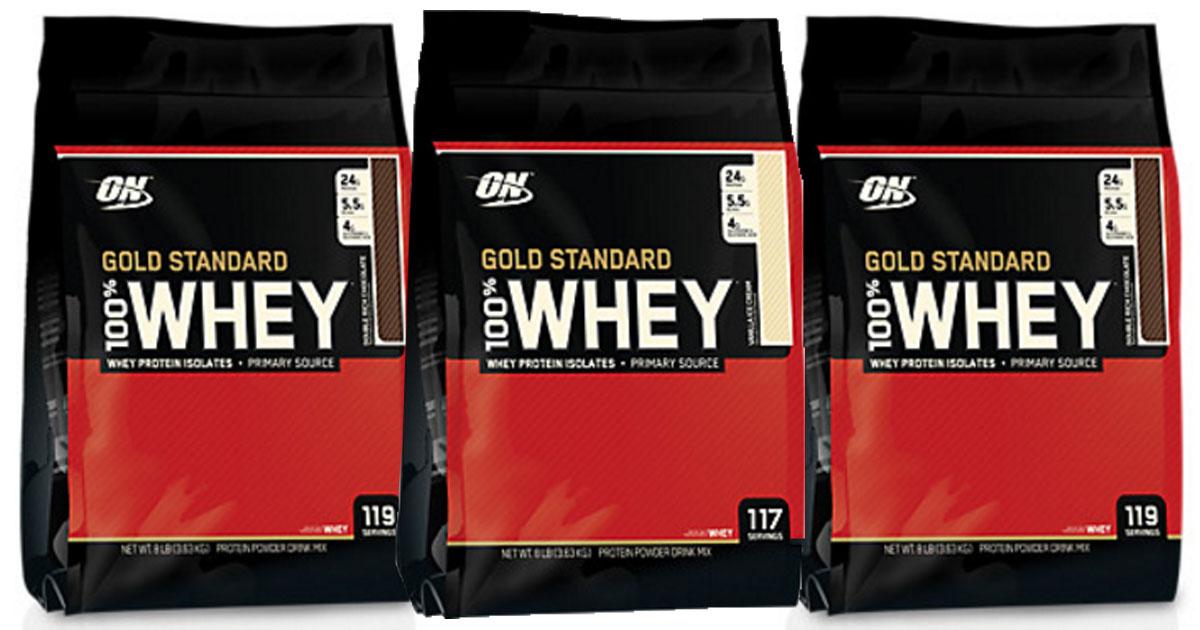 Vitamin Pe Huge Whey Protein Powder 8 Pound Bag Just