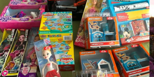 Walgreens: Possible 90% Off Toy Clearance