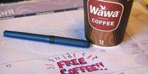 Wawa: Free ANY Size Coffee (April 13th Only)
