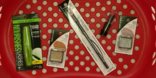 3 New Wet N' Wild Coupons = Cosmetics Just 35¢ or Less At Target, Rite Aid & CVS