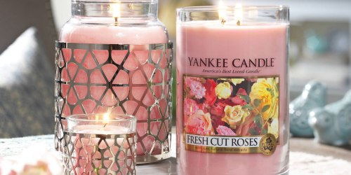 Yankee Candle: Up to $50 Off Coupon (Warmer, 3 Easy Melt Cups & Candle $31 Shipped)