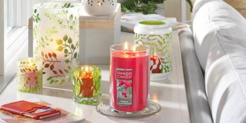 Yankee Candle: All Large Classic Jar or Tumbler Candles Only 2/$30 OR 3/$39