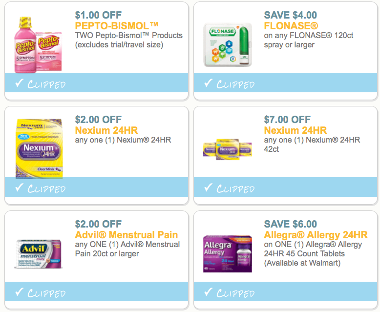 high value medicine coupons