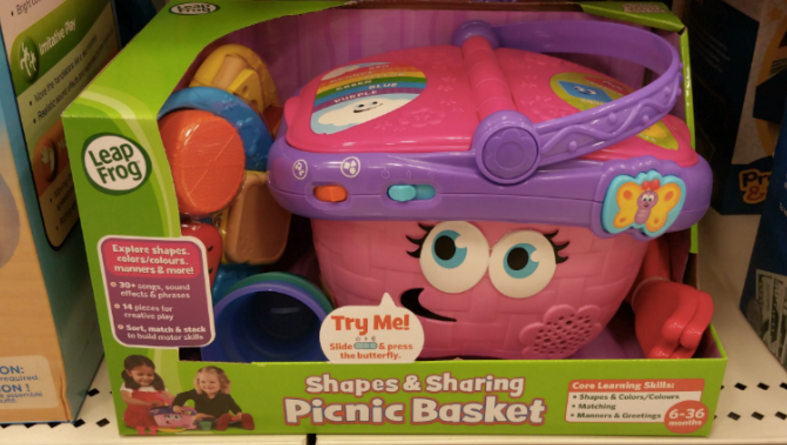 Picnic Basket toy