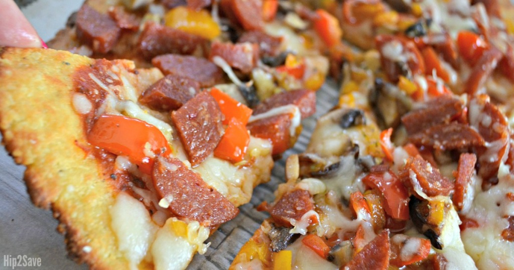 fathead pizza recipe