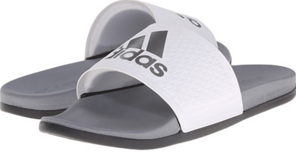 new product c07dc 914f9 Kohls Mens Adidas Supercloud Slide Sandals Only 16.99 (Regularly 34.99)