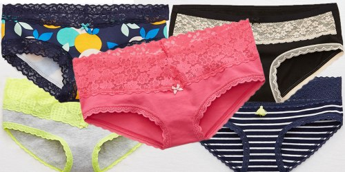 Aerie Undies 5 for $15 – Just $3 Each + Bikini Tops & Bottoms Only $15