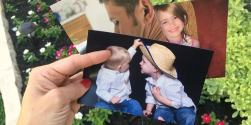 Amazon Prints: 50 FREE 4×6 Photo Prints + FREE Shipping For Prime Members