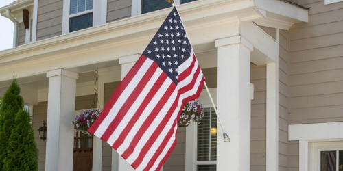 Lowe's: American Flag Kit Only $6.98 Shipped