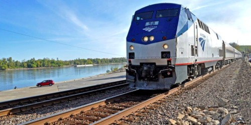Buy One Amtrak Ticket, Get One FREE (No Blackouts)