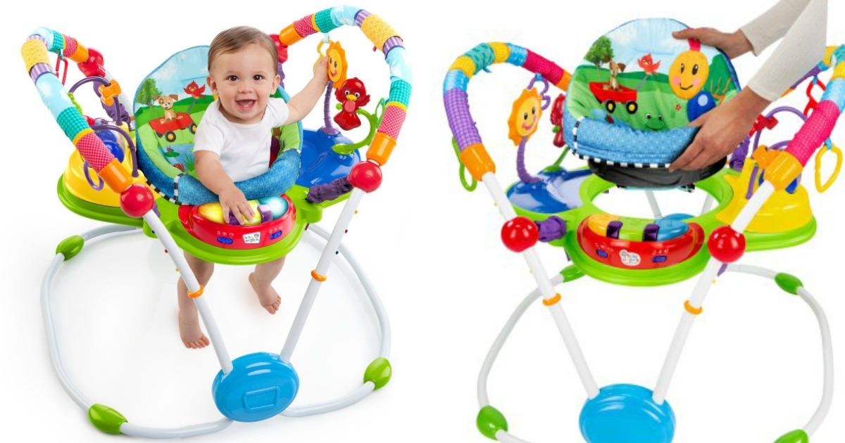 Baby Einstein Activity Jumper Only $52.84 Shipped ...