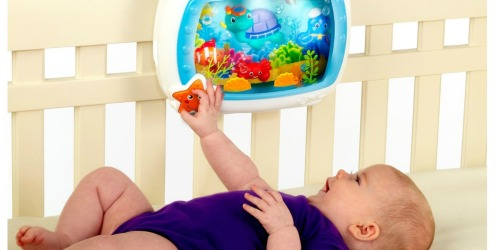 Baby Einstein Sea Dreams Soother Only $24.29 (Regularly $47.99)
